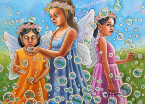 Painting of Fairies