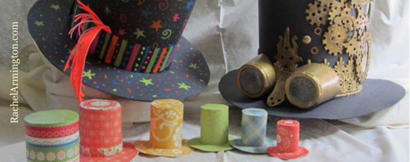 banner. Home; ▸ Crafts; ▸ Diy Mini Top Hats Steampunk Hat Mad Hatter Hat