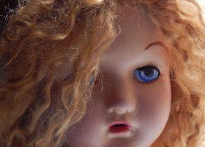 vintage doll makeover